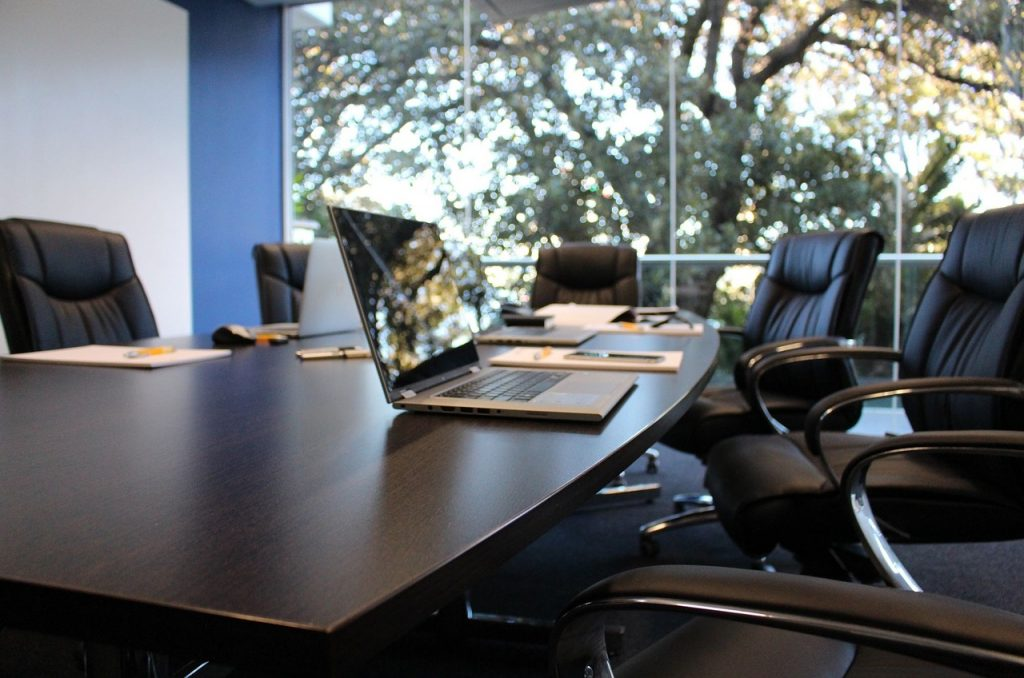 Wygodny fotel do biura
