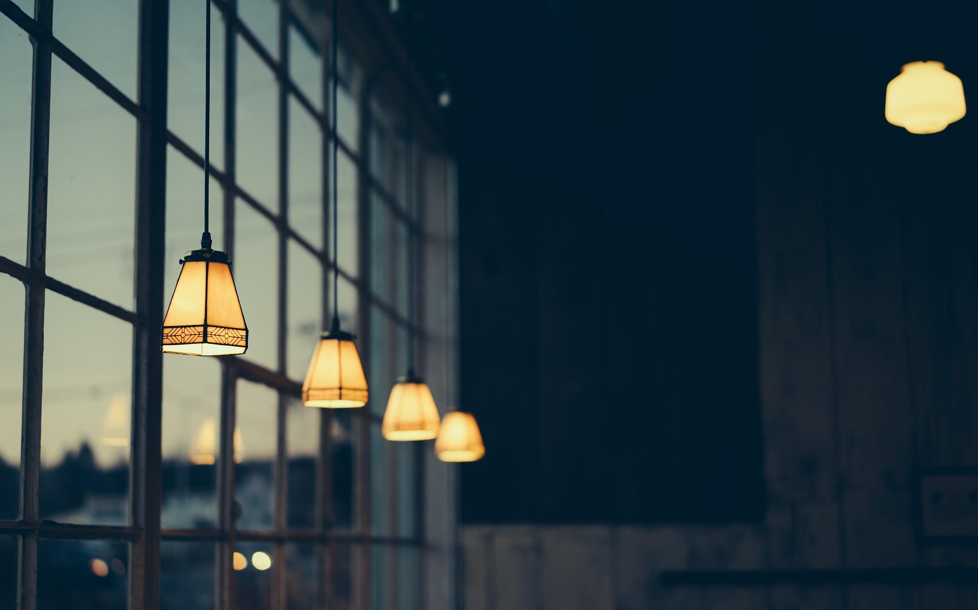 Azzardo: lampy, które warto mieć