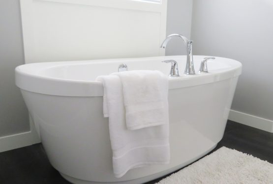 Kule do kąpieli: sposób na to, aby się odprężyć