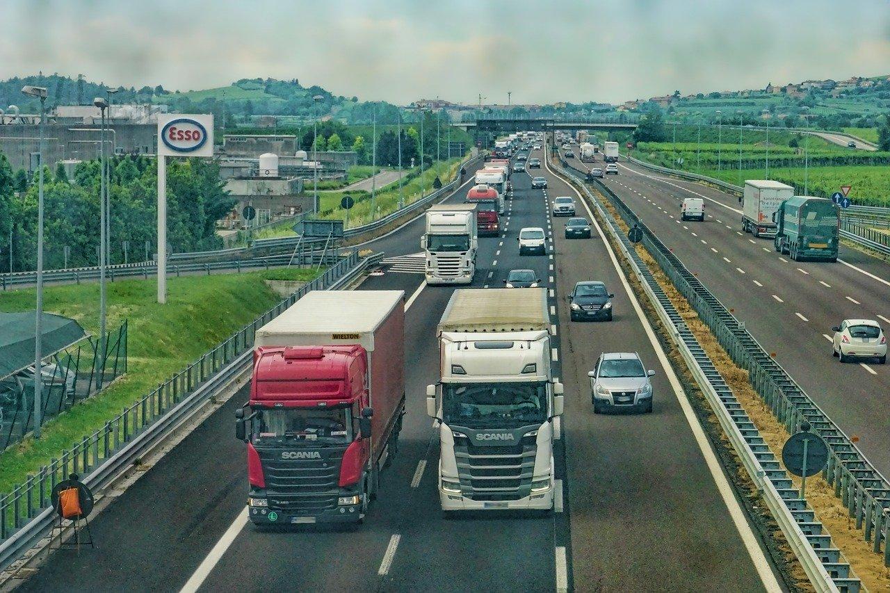 Wybór części do ciężarówek