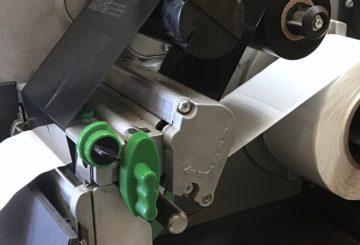 Drukarki etykiet – materiały eksploatacyjne