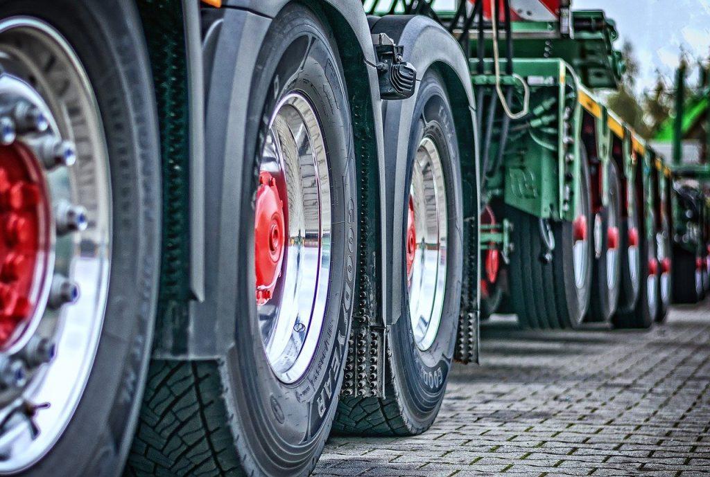 Samochody ciężarowe - dostęp do dobrych cześci